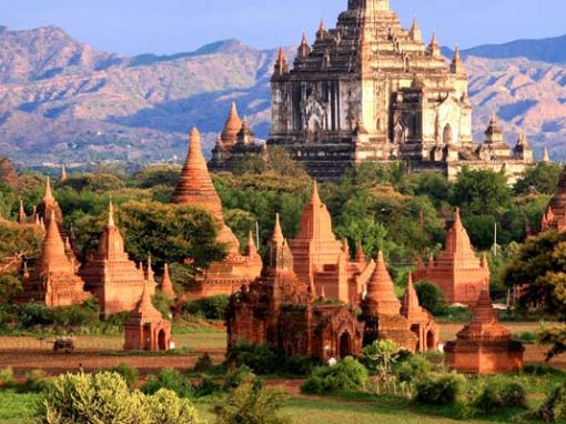 Classic Myanmar – from Rangoon to Mandalay